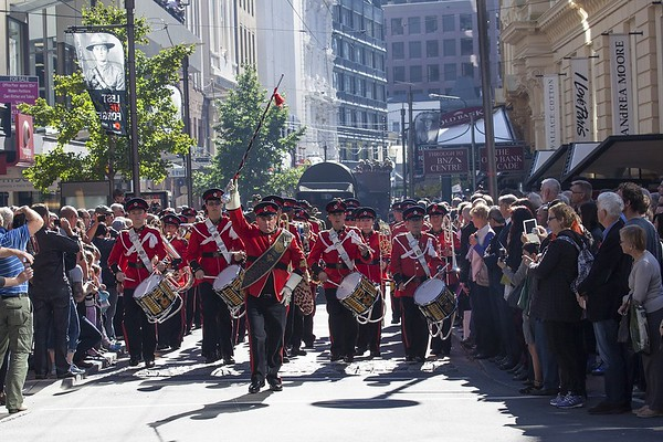 20150424 ANZAC 100 yrs parade - Wellington _MG_9934 a a