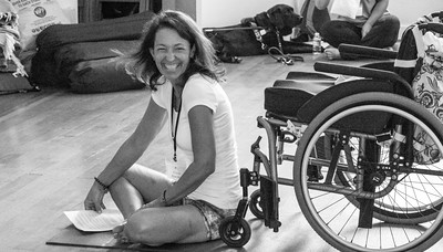 Asana Class: Moving from Wheelchair to Floor and Back Again AM