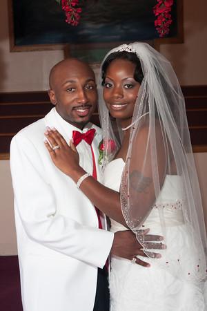 Sequoyah and Earl wedding