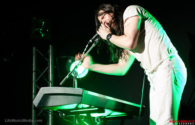 Andrew W.K. @ The Zoo, Brisbane - 9th May 2012