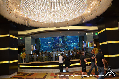 Golden Nugget Hotel - Las Vegas, NV - May 25, 2012