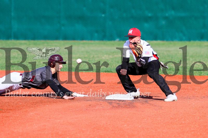 35824-Baseball-Cranberry at Moniteau