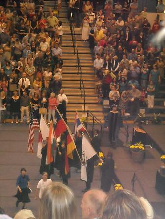 Graduation June 13, 2009: Master of Arts in History (Heresy)