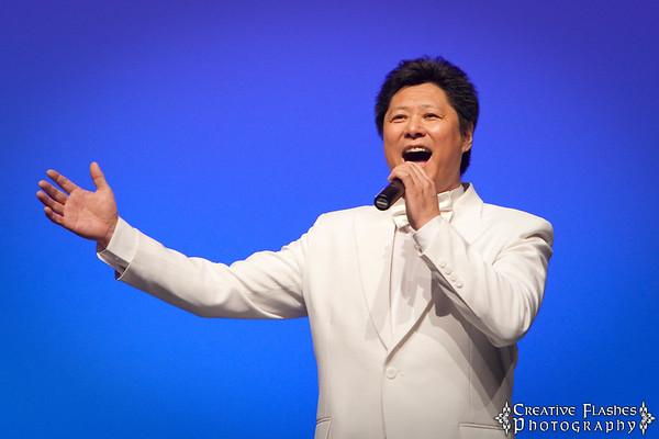 Vocalist Jack Li