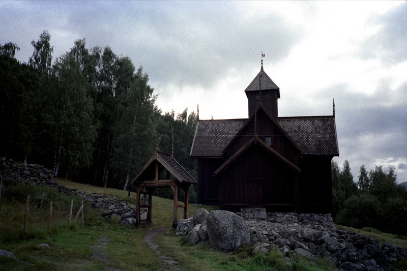 Stavkirke Uvdal