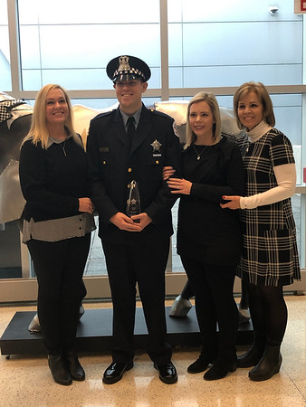 January 2019 Officer of the Month