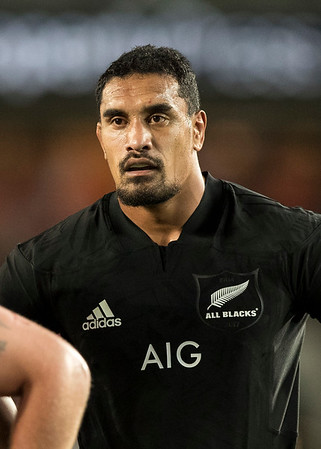 Jerome Kaino during game 10 of the British and Irish Lions 2017 Tour of New Zealand, the third Test match between  The All Blacks and British and Irish Lions, Eden Park, Auckland, Saturday 8th July 2017 (Photo by Kevin Booth Steve Haag Sports)  Images for social media must have consent from Steve Haag