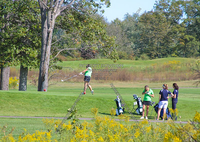 Novi vs. Stevenson at Cattails Golf Course