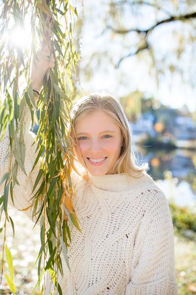 Megan O. Senior Portraits