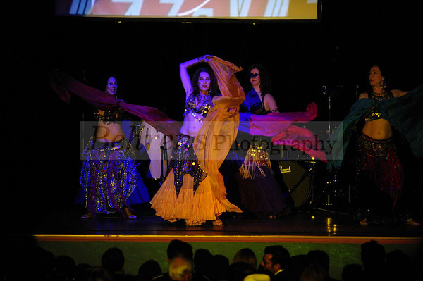 2008-11-12, Casablanca Theater - Grand Opening - STAGE PERFOMANCES