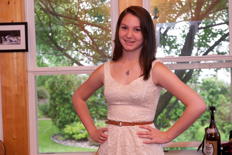 Hannah High School Graduation