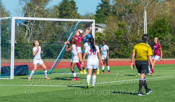 140919 SWOCC Women Soccer vs North Idaho CC