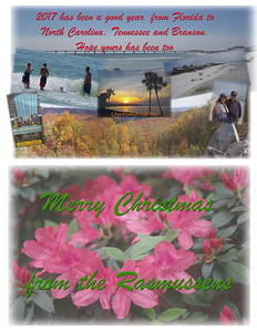 2017 Christmas - Macie & Liam's 1st