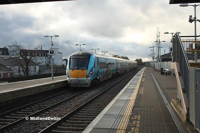Portlaoise Station, 06-11-2015