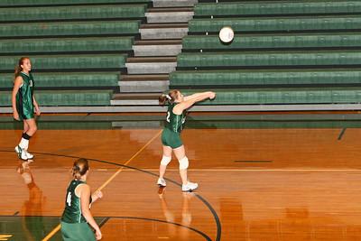 Volleyball,  Canton v Athens,  JV & Varsity, 10/3/06