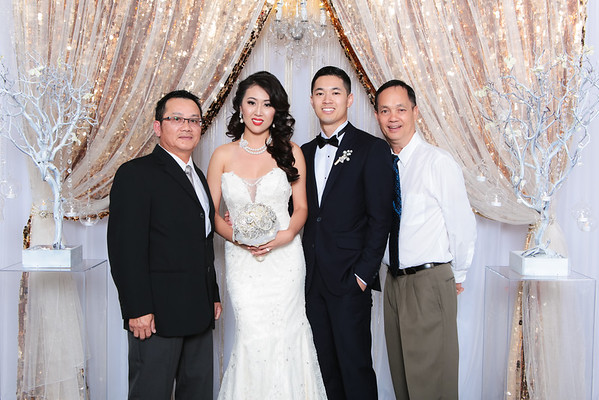 Anh & Andy Wedding