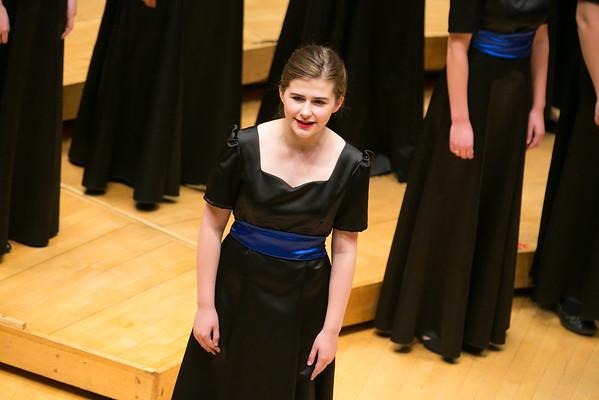 7. Lexington Christian Academy Women's Choir