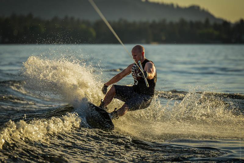Big Bear Lake Sunset Wakeboarding-7.jpg