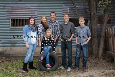 Blake Horner Family
