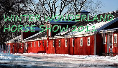 WINTER WONDERLAND HORSE SHOW 2011