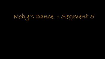 170114 Koby's Bar Mitzvah Dance Videos