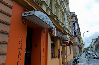 In and around Praha
