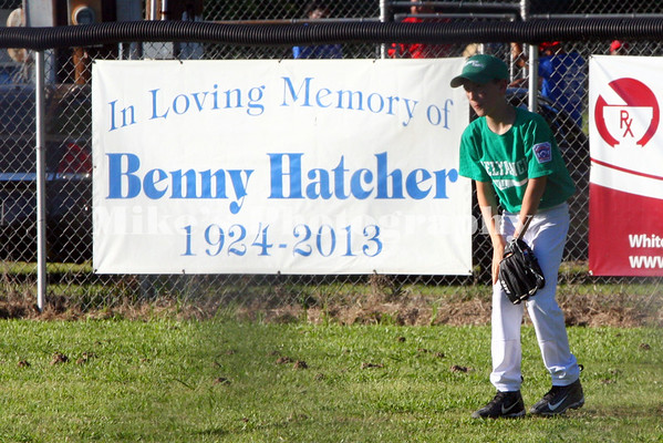 Little League at Bennie Hatcher Field 2017