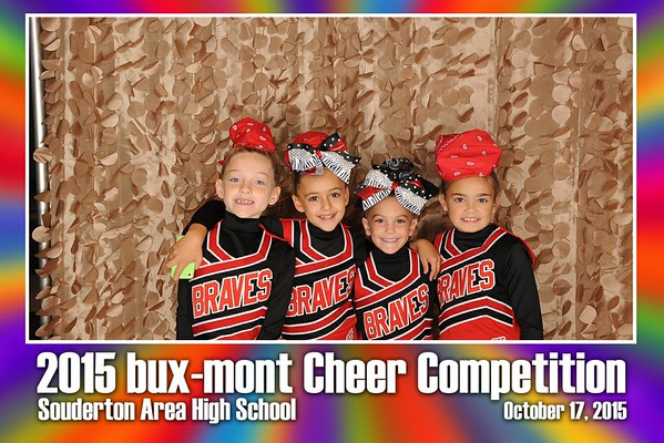 2015 Bux-mont Cheer Competition