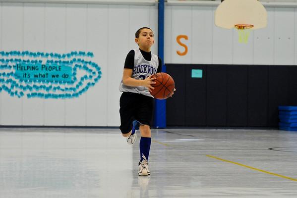 Ian Basketball Winter 2010/2011