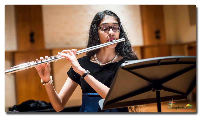 Raeshma Raaj's Senior Flute Recital 2019