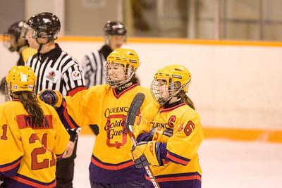 Women's Hockey - Queen's at Waterloo 20060212