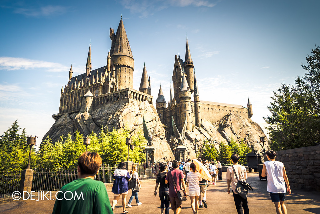 Universal Studios Japan - Hogwarts School of Witchcraft and Wizardry