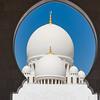"Sheikh Zayed Grand Mosque ""Domes"""