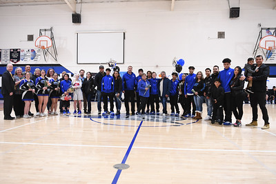 2019/2020 Knights- Senior Night