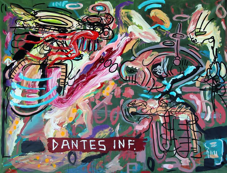 240 - Dantes Inf - 200x160cm.JPG