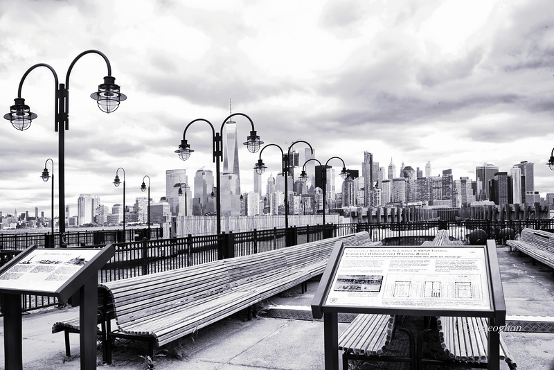 Liberty State Park-Emigrant Waiting Room