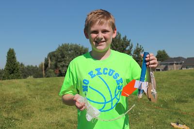 Summer Camps - Rocket Launching 7-13-18