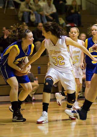 HR vs Meyers 01/17/09