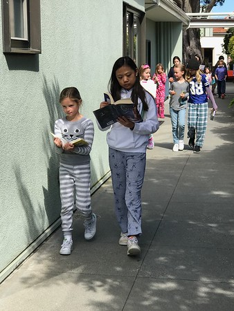 Families Day: Pajama and Book Share   March 10, 2020