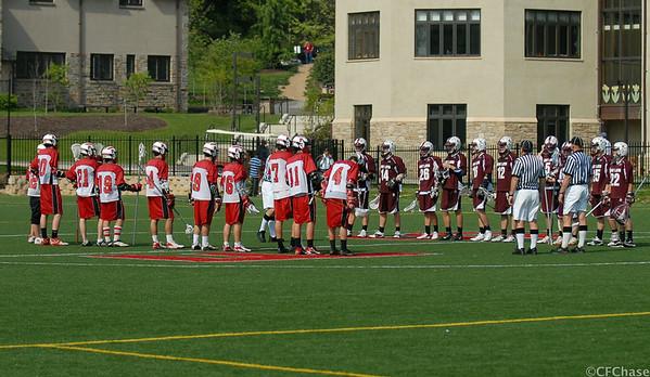 Boys' Latin v Friends School 05.02.08