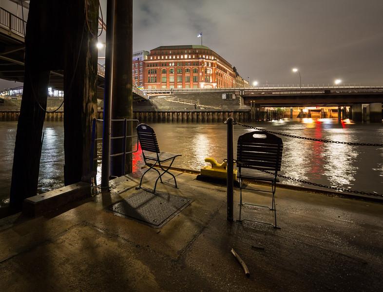 Am Binnenhafen Hamburg