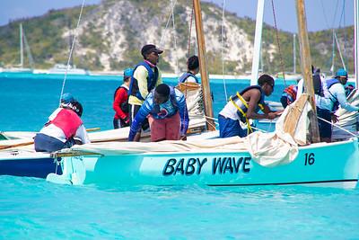 Exuma Sailing Club. Class E , Saturday April 10, 2021