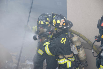 Bed Bath and Beyond Compactor Fire