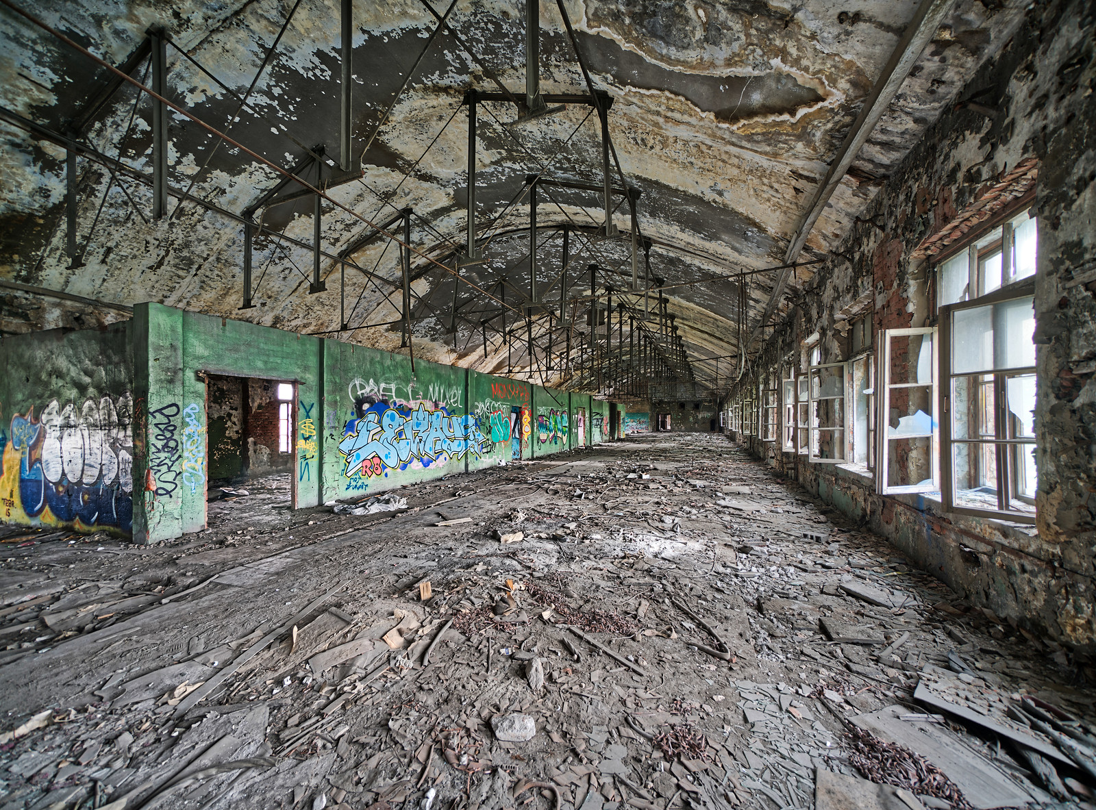 Abandoned Rubber Factory in St. Petersburg