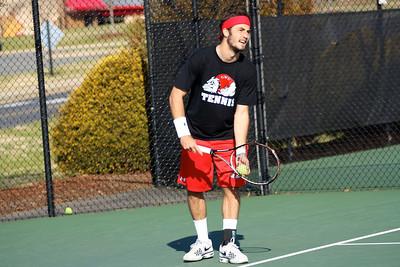 Men's Tennis vs. Lees-McRae