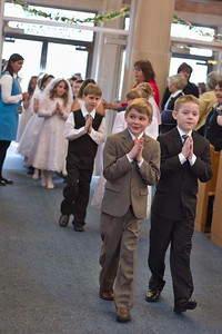 Riley's First Holy Communion 4-14-2013