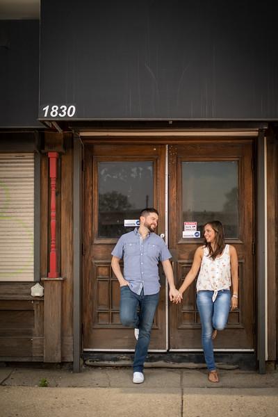 Sarah & Steve  |  Engagement Pictures