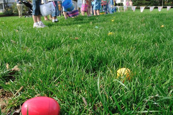 Westover Easter Egg Hunt 2010