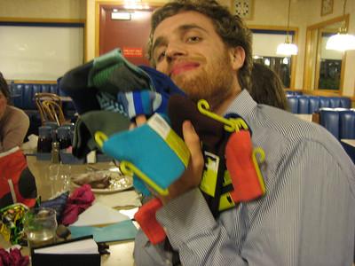 Socks for Cameron