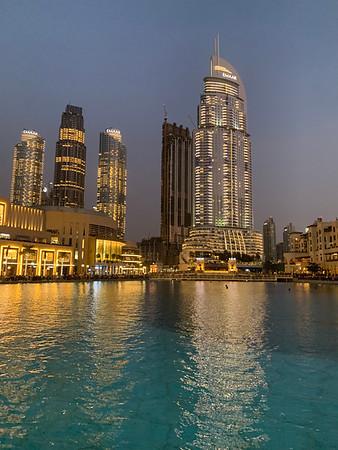 United Arab Emirates and Oman
